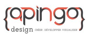 Logo APINGO DESIGN 3D