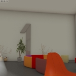 Résidence étudiante à Marseille - Animation 3D d'étude