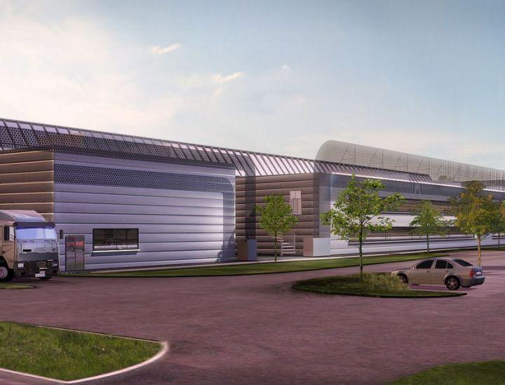 Site industriel St-Victoret WEIR Suite et fin, animation