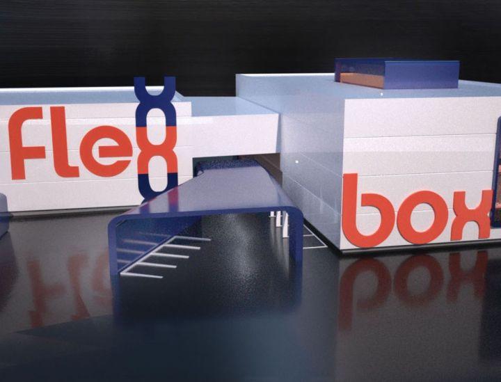 Flex box 3 2 1 stockez