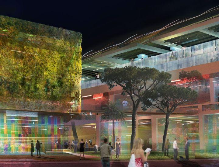 Palais des congrès Antibes-Juan les pins
