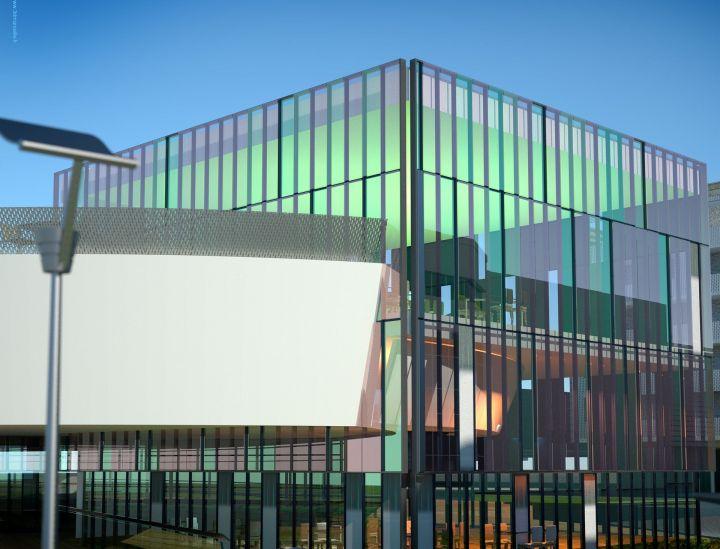 Centre Hugo Provence a Valence 1ere phase