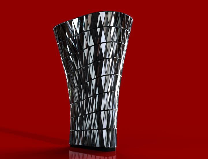 Deluxe Column – interior design