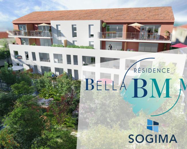 Aménagements d'une résidence – Sogima Bellamare