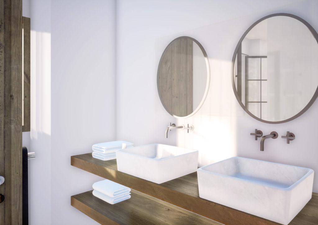 Aménagment salle de bain